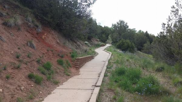 Dry Climate Trail 2