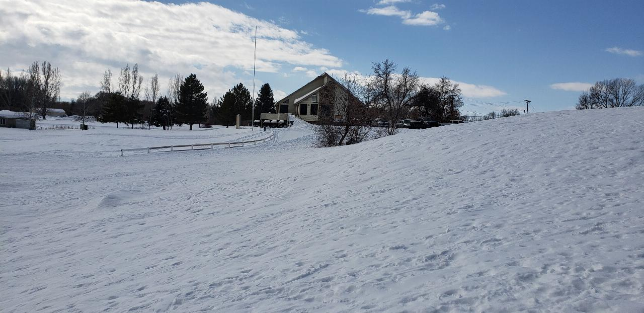 Sledding Hill looking West added by endovereric
