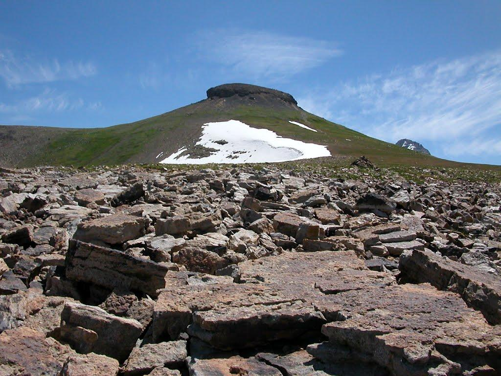 Rocky Road To Table Mtn