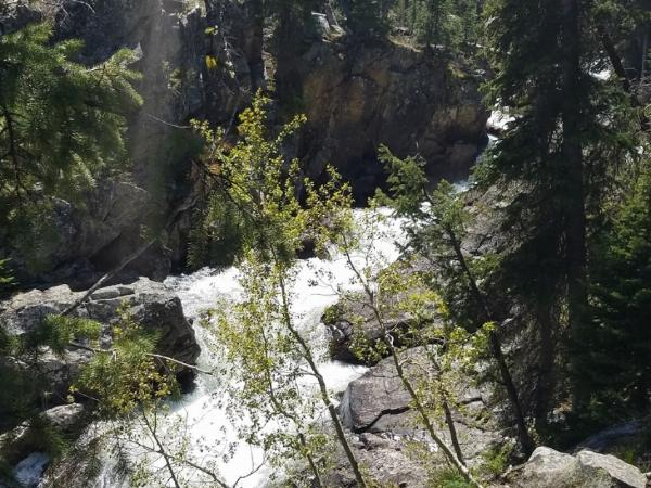 River Below The Falls courtesy of elico3000↗