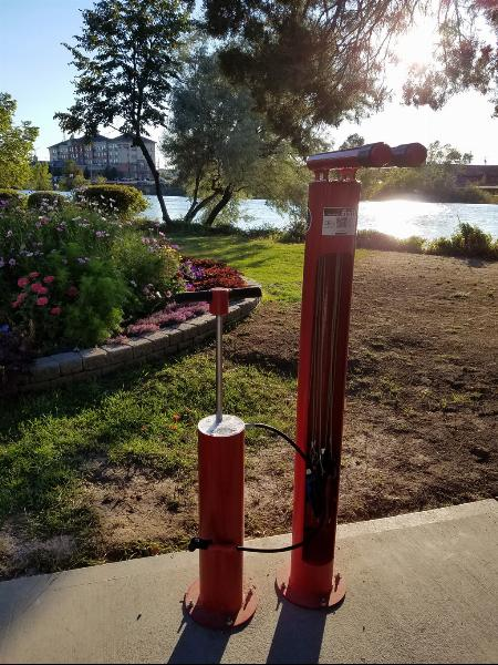 Dero Fixit Station for Bicycles