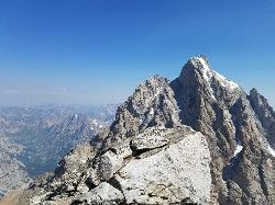 From the Middle Teton