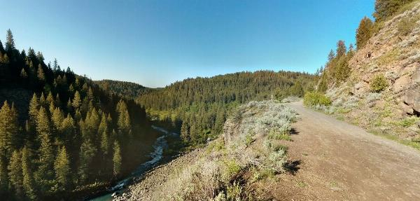 Yellowstone Branch Line Trail by Taylor Wall