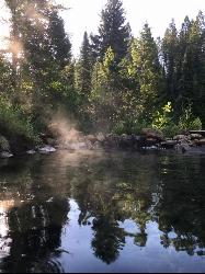 Love the steam in the morning air courtesy of Victor Walker↗