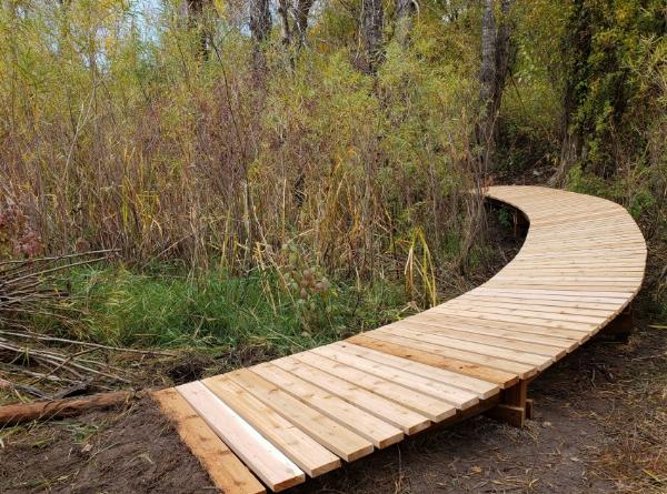 Free Arenas Bridge on Tenderfoot Trail courtesy of elico3000↗
