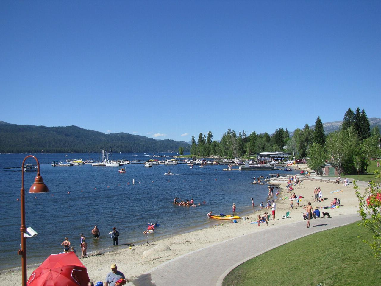 Payette Lake added by kworthen