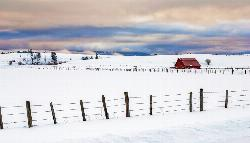 McCall in Winter courtesy of Charles Knowles↗