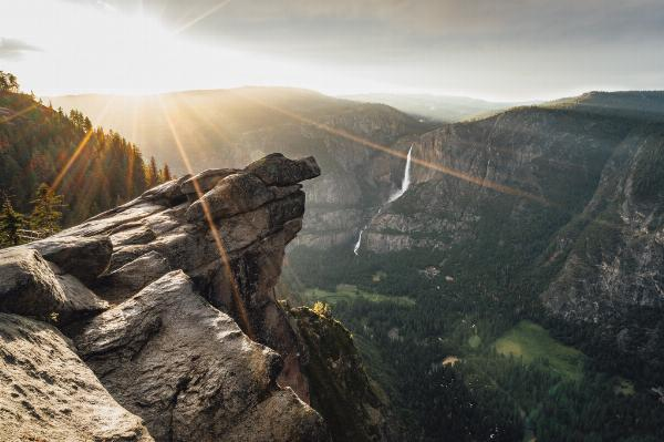 Glacier Point at Sunset added by cteicheira
