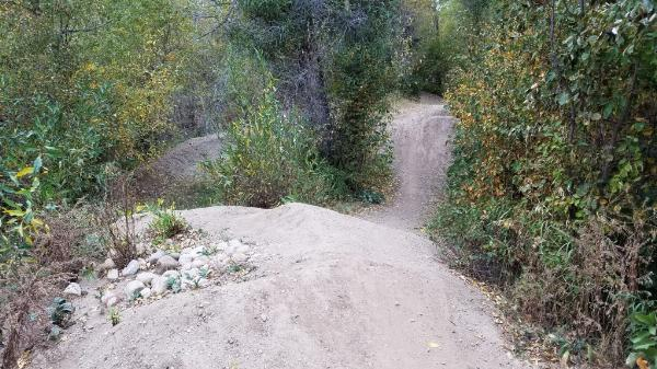 Dirt jump courtesy of elico3000↗