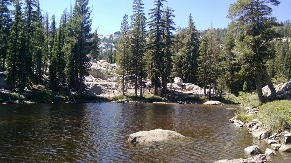 Shirley Lake Above Squaw Valley added by katelocke