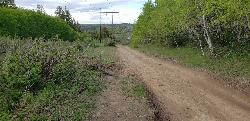 Starting down pole line trail courtesy of endovereric↗
