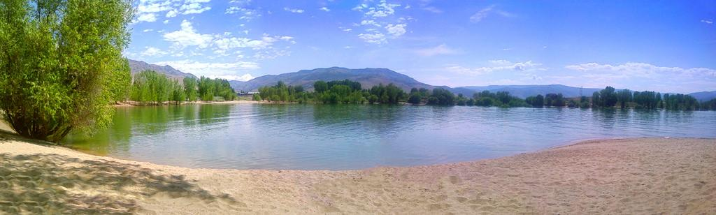 Pineview Reservoir courtesy of Jordan Hipwell↗
