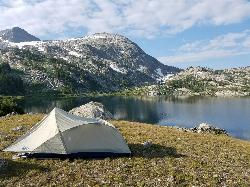 Camping on the Northeast Peninsula