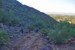 Mohave Trail courtesy of Hiking Project↗