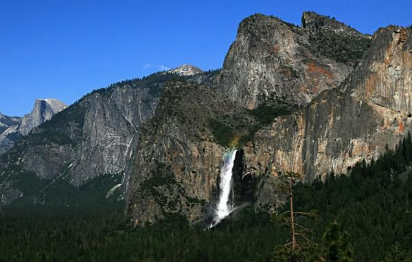 Bridalveil Falls added by smbrady17