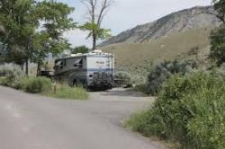 Mammoth Hot Springs Campground added by tasiawhicker