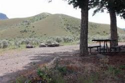 Mammoth Springs Campground  added by tasiawhicker